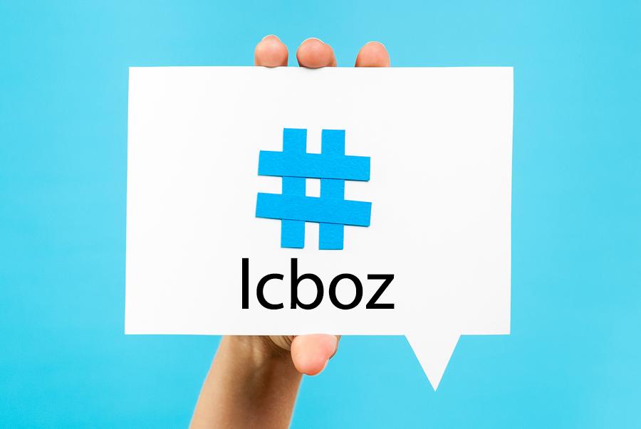 hashtag - lcboz