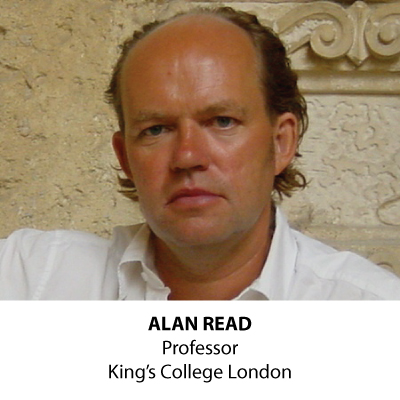Alan Read - Keynote Photo